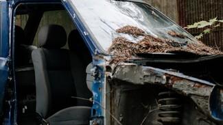 В Воронеже водитель Toyota не уступил дорогу «десятке» и попал в больницу
