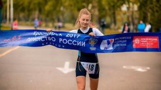 Воронежская спортсменка победила на первенстве и Кубке России по дуатлону