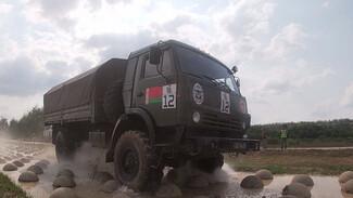 В Воронежской области назовут лучших военных водителей среди 5 стран