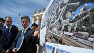 Nikken Sekkei разработает проект редевелопмента трёх крупных площадок в Воронеже