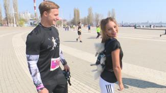 С детьми и собаками. «Воронежский марафон» пробежали 1,5 тыс. человек