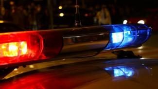В Воронеже иномарка насмерть сбила мужчину возле пешеходного перехода