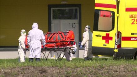 В Воронежской области за сутки умерли 12 ковид-пациентов