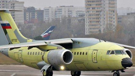 Последний выпущенный на ВАСО самолёт Ан-148 улетит из Воронежа до конца ноября