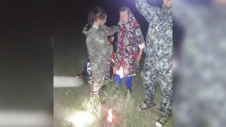 Пропавшую в Воронежской области 80-летнюю бабушку через двое суток нашли в поле