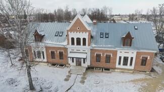 Кессонные потолки и каскадная лестница. Под Воронежем завершают реконструкцию Дома с ризалитами
