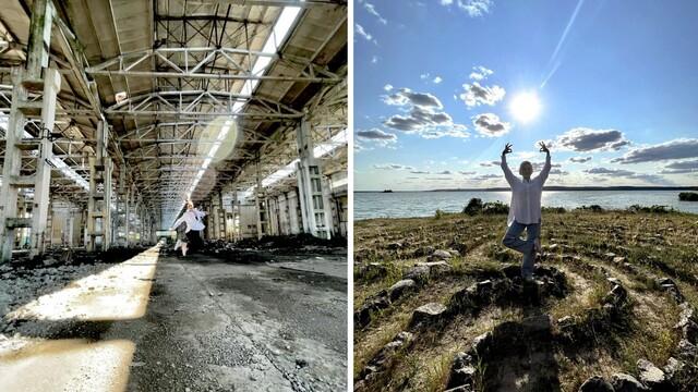 Заброшенный завод vs каменный лабиринт. Воронежцам назвали топ-4 мистических мест в городе