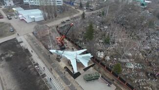 Совершил 150 боевых вылетов. Как бомбардировщик Су-24 стал экспонатом музея под Воронежем