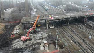Воронежцам рассказали, когда начнут строить новый путепровод на 9 Января