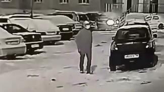 Убийцу воронежской учительницы выследили по камерам видеонаблюдения