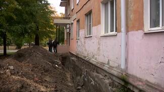 Капремонт 60-летней пятиэтажки обернулся угрозой для жизни воронежцев
