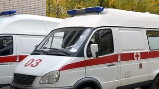 Под Воронежем легковушка сбила 13-летних школьников на мопеде