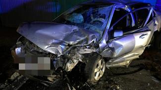 Число пострадавших в ДТП с двумя иномарками в Воронеже выросло до 5