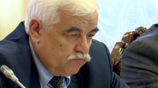 Прокуроры проверили «золотой парашют» бывшего воронежского вице-губернатора