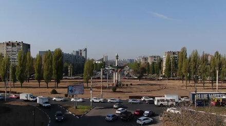 Остужевское кольцо в Воронеже снова сковало в двухкилометровой пробке
