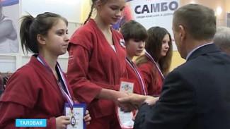 Таловские самбисты снова стали «золотыми» призёрами областной спартакиады
