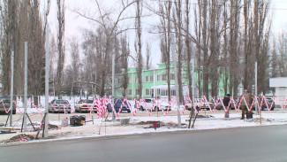 Под Воронежем запретили строить павильон на парковке больницы после жалоб местных жителей