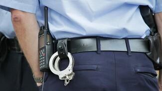 Под Воронежем в отделе полиции умер задержанный