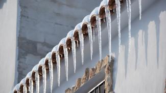 Кто не убрал снег, упавший с крыши на жительницу Воронежа, разберутся следователи