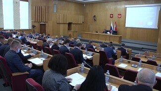 Воронежская облдума определилась с составом комитетов