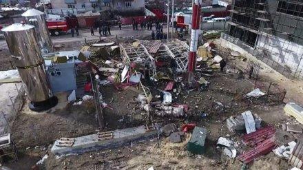 Взрыв котельной под Воронежем привёл к уголовному делу