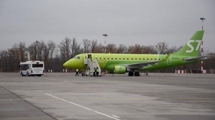 Самолёт из Санкт-Петербурга экстренно сел в Воронеже из-за сильного тумана