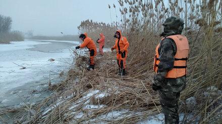 Воронежские спасатели рассказали о беспрецедентных поисках провалившегося под лёд мальчика