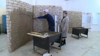Студент из воронежского райцентра стал лучшим штукатуром России