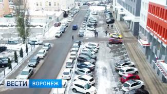 ГИБДД: работу платных парковок в Воронеже некому контролировать