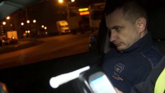 Активисты показали пьяного врача, въехавшего в фуру на Московском проспекте в Воронеже