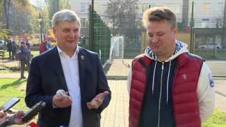 Мэр Воронежа пообещал горожанам превратить «Орлёнок» в шикарный парк