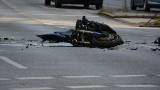 В Воронежской области пенсионер на иномарке насмерть сбил мотоциклиста