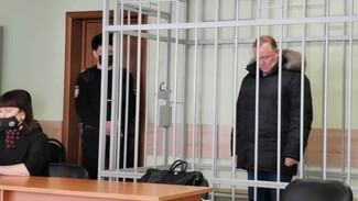 Строительный вице-мэр Воронежа поплатился свободой за 400 тыс. рублей