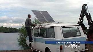 В хозяйствах области начинают применять альтернативные виды энергии