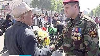День Победы в Воронеже отмечали на небывалом патриотическом подъеме