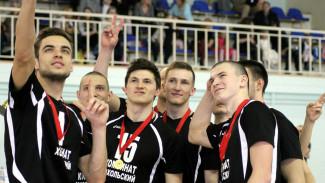 Мужская сборная ВГТУ по волейболу вышла в финал Всероссийской Универсиады