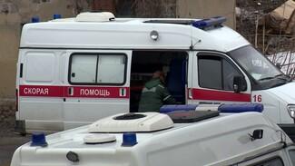 В Воронеже у остановки нашли мёртвого пенсионера