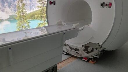 В воронежский онкодиспансер привезли первый в России безгелиевый томограф