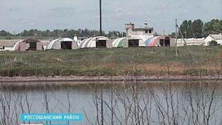 Жители села Анцелович Россошанского района на улице больше не могут дышать