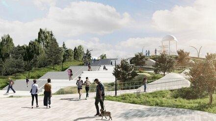 В воронежском райцентре нашли подрядчика для создания огромного парка