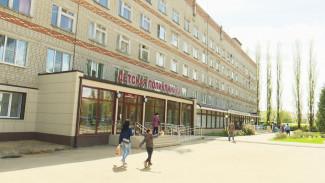 Под Воронежем после масштабной реконструкции открыли детскую поликлинику