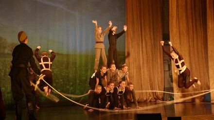 Нововоронежцам показали уникальный цирковой спектакль о войне