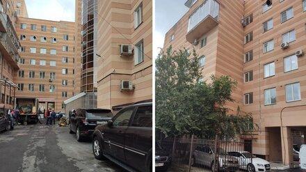 В центре Воронежа 4 многоэтажки остались без воды и света после ливня