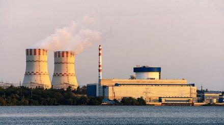 Энергоблок №5 Нововоронежской АЭС включили в сеть после планового ремонта