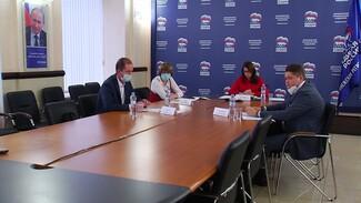Облдума выслушала жалобы 500 воронежцев в режиме онлайн