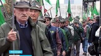 Праздник итальянцев в Россоши завершился скандалом