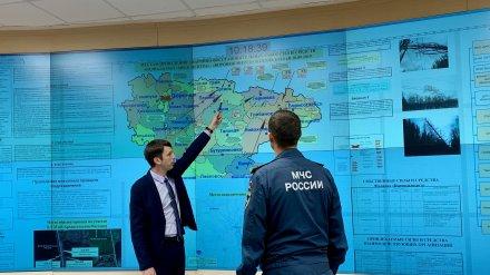Специалисты «Воронежэнерго» подготовились к устранению зимних аварий