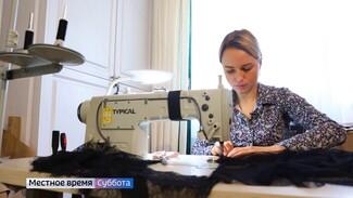 «Ткань нужно чувствовать». Как жительница Воронежа начала шить одежду
