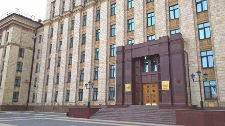 Глава департамента строительной политики воронежского правительства ушёл в отставку