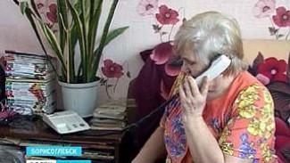 Чету Борисоглебских пенсионеров терроризируют коллекторы